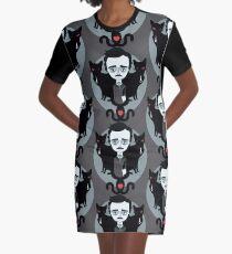 Edgar Allan Poe Robe t-shirt