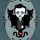 « Edgar Allan Poe » par murphypop