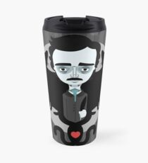 Edgar Allan Poe Travel Mug
