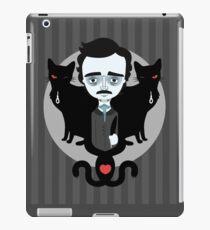 Edgar Allan Poe iPad-Hülle & Skin