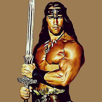 Conan Art by biggeek