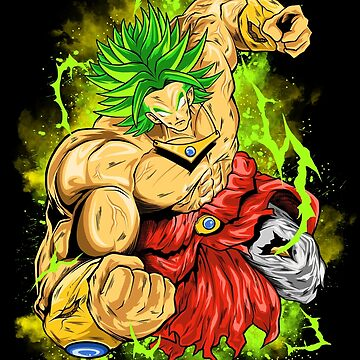Broly Legend  by cungtudaeast