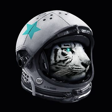 Astro Tiger by Stevenmono