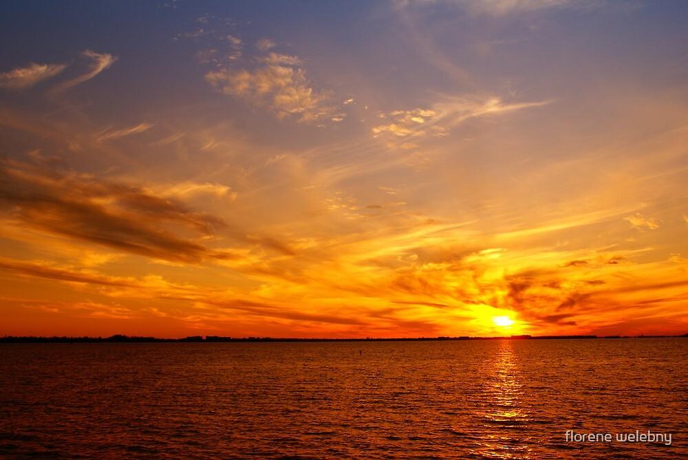 Sunset Treasure by florene welebny