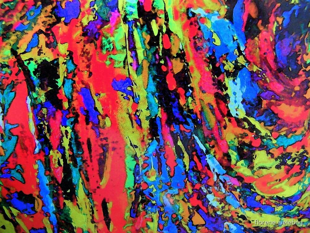 Call Me Vibrant by florene welebny