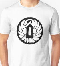 Crane Tsuba T-Shirt
