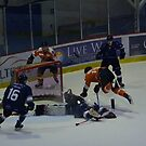 Dive for the Goal by Skye Ryan-Evans