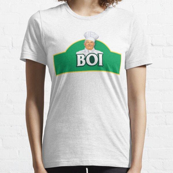 BOI meme funny Essential T-Shirt
