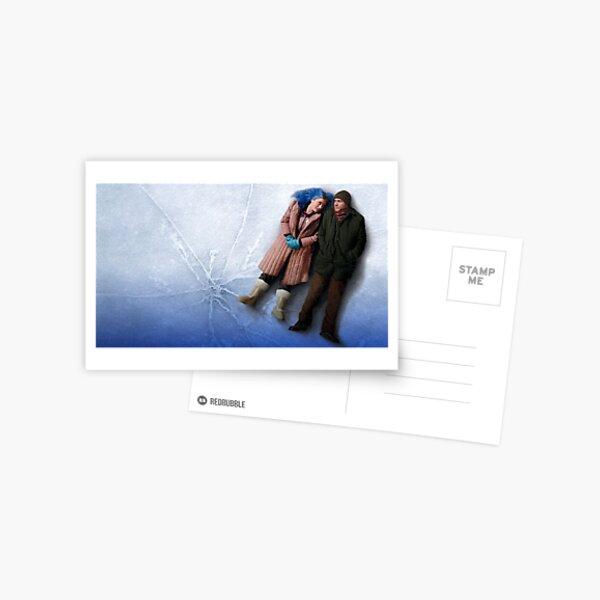 Eternal Sunshine of the Spotless Mind Postcard