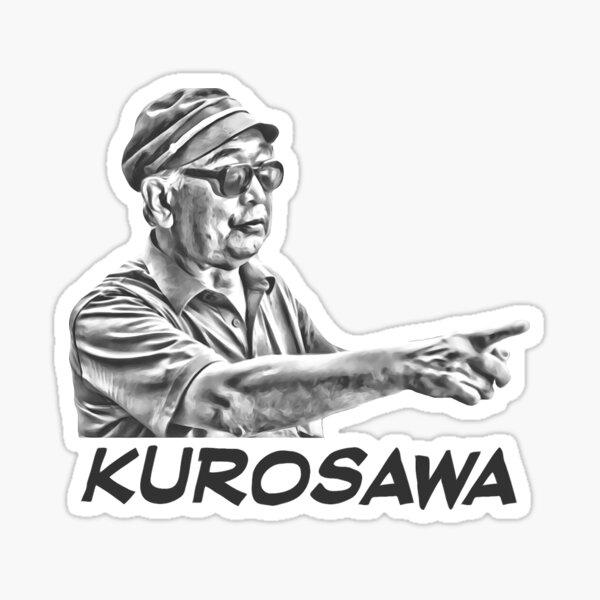 Director Series: Akira Kurosawa Sticker