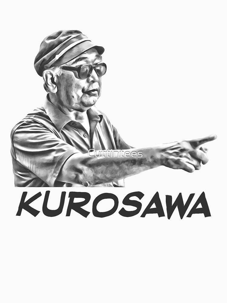 Director Series: Akira Kurosawa by Cuttintees