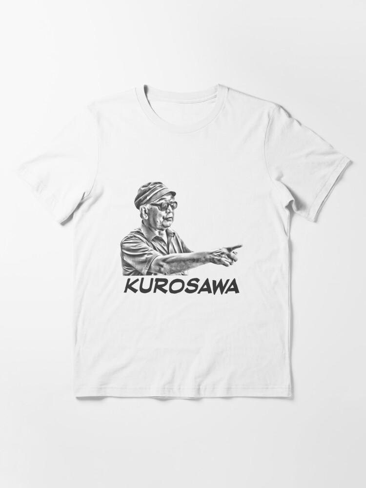 Alternate view of Director Series: Akira Kurosawa Essential T-Shirt