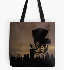 Nepalese lookout Tote Bag