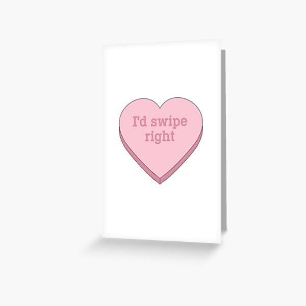 Drôle de cartes de voeux//HUMOUR//Content//Swipe Right//AMADOU//date//Dating