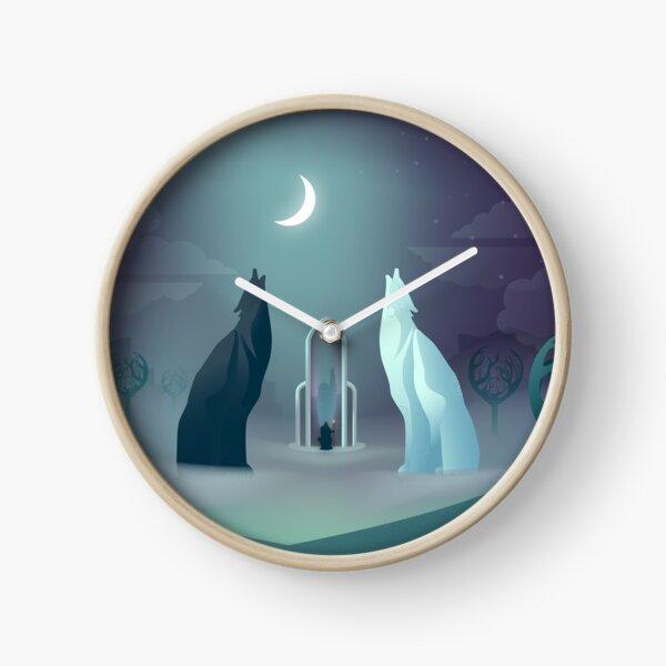 Solas in the Crossroads Clock