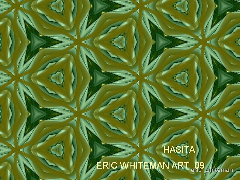 ( HASITA )  ERIC WHITEMAN ART   by eric  whiteman