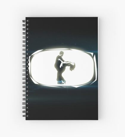 ZOUK Spiral Notebook