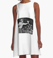 Hip Hop A-Line Dress