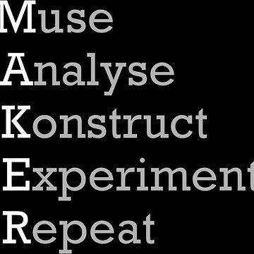 Maker des Herstellers (Dark Design) von Upbeat