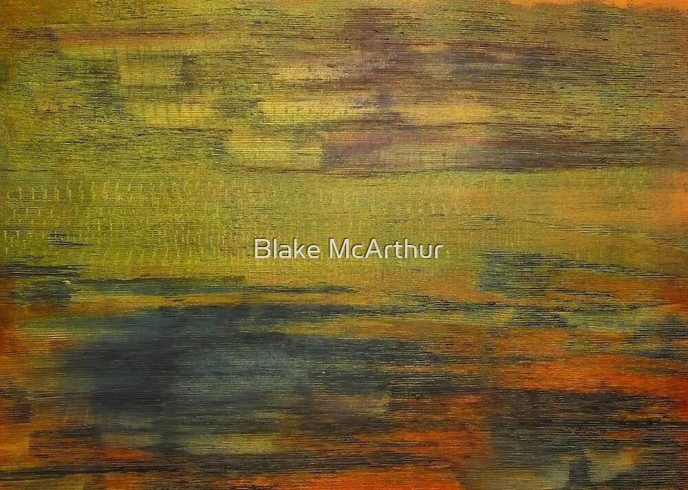 Prairie At 90 MPH by Blake McArthur