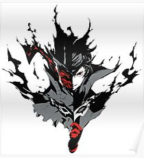 『PERSONA 5』Joker Poster