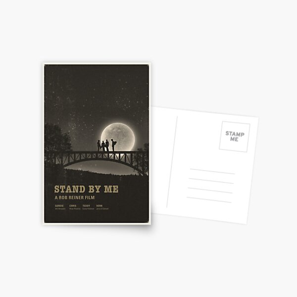 Stand by Me Postcard