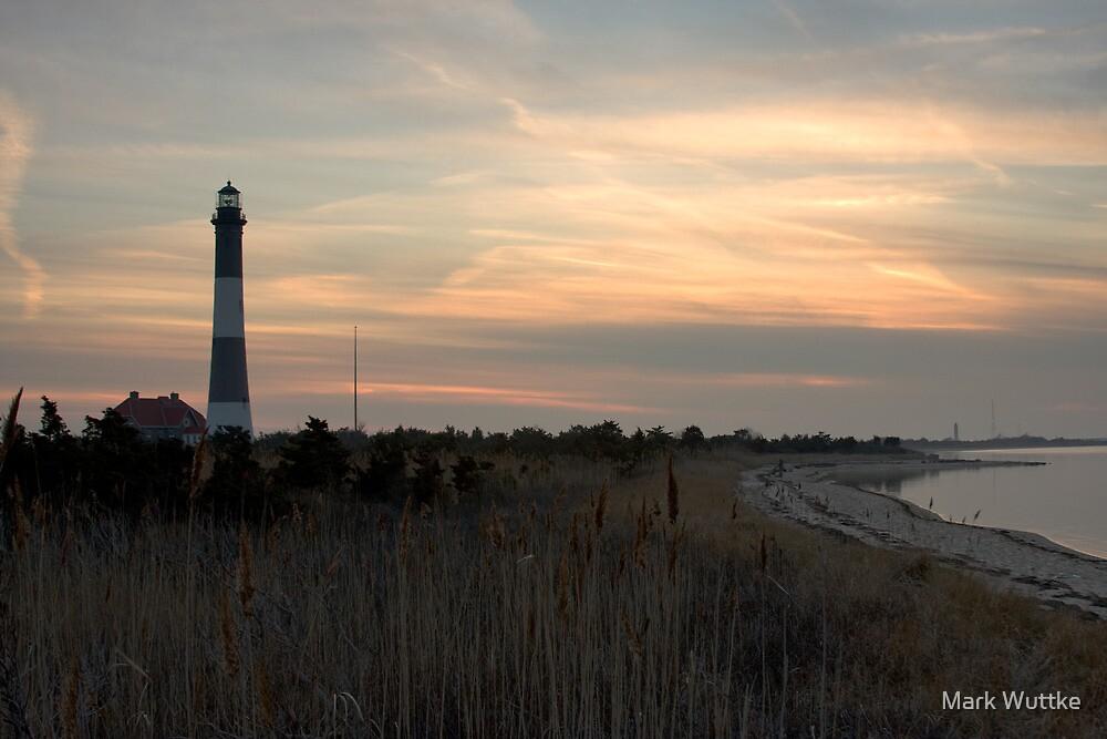 Fire Island Lighthouse by Mark Wuttke