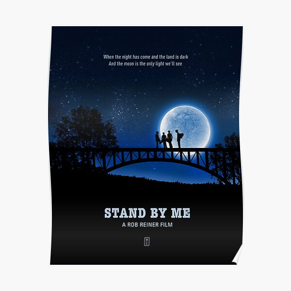 "Stand By Me Movie Poster 24/""x36/"" USA SELLER"