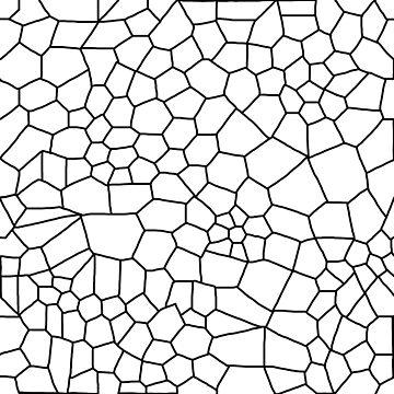 Voronoi Pattern by poppetini