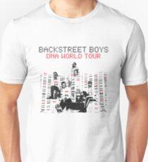BSB DNA WORLD TOUR Unisex T-Shirt