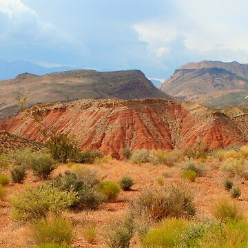 Hills in southern Utah by FranWest