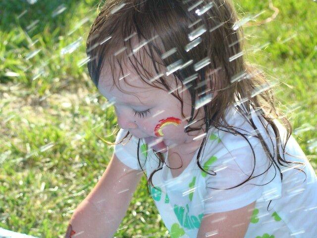 Water Fight by Charlotte Koop