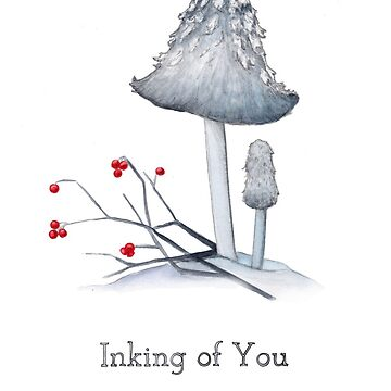 Inking of You by lifescience