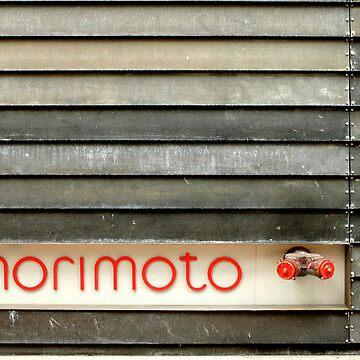 morimoto by FeleGili