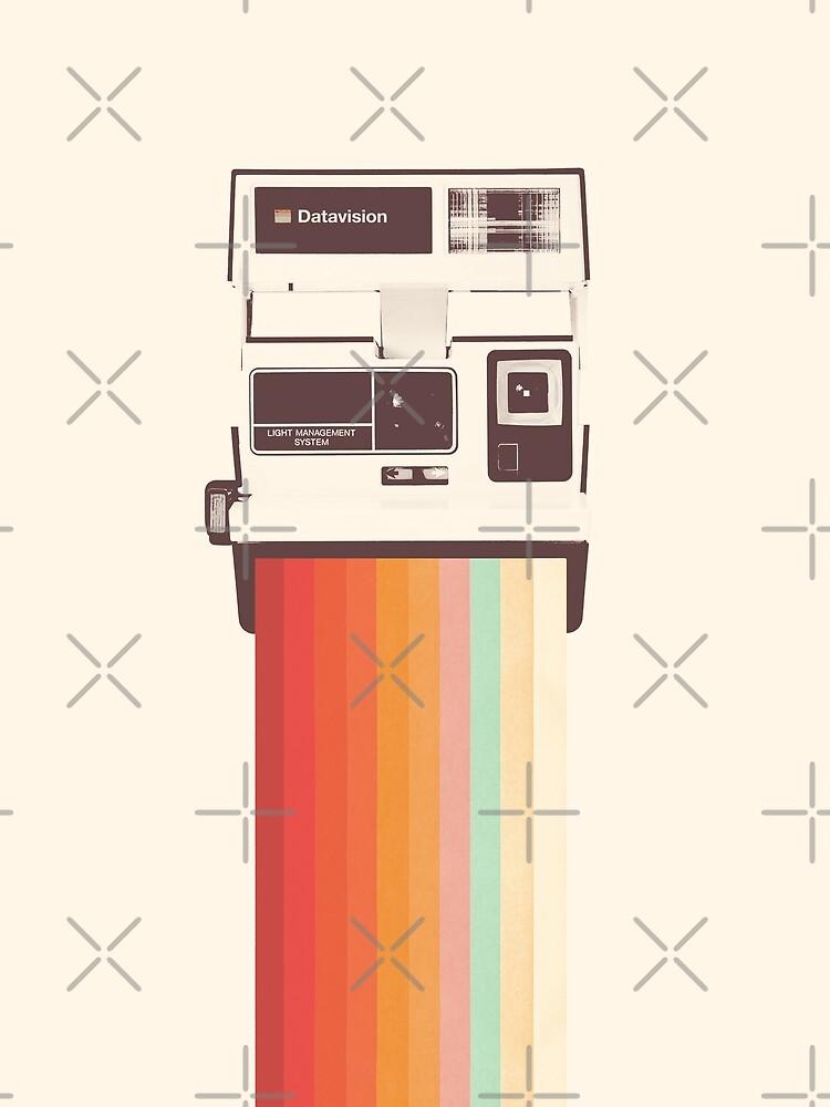 Instant Camera Rainbow by florentbodart