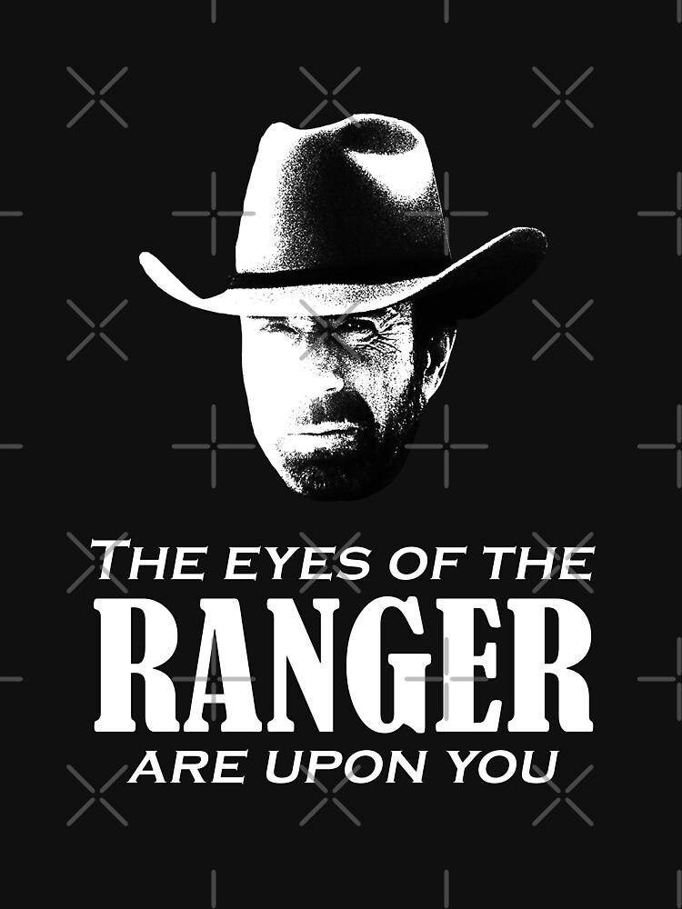 Walker Texas Ranger Merchandise (Chuck Norris) by Smart-Prints