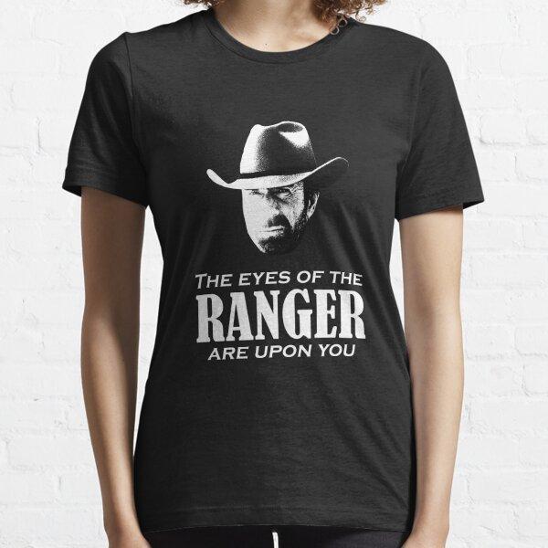 Walker Texas Ranger Merchandise (Chuck Norris) Essential T-Shirt