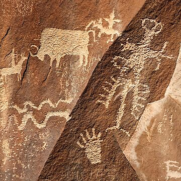 Newspaper Rock .3 by alex4444