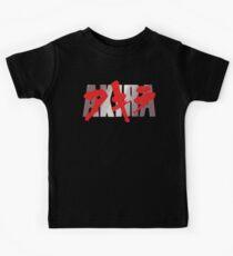 Akira Anime Kinder T-Shirt