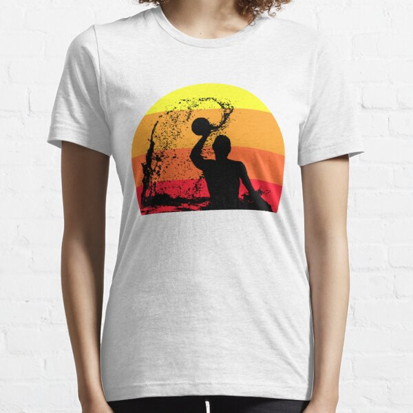 Design Vintage Rétro Water Polo T-shirt essentiel