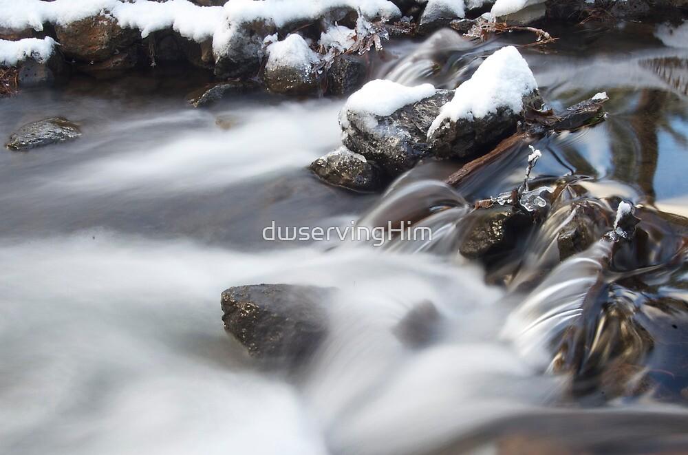 Faithful Flow by dwservingHim