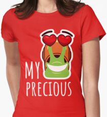 MY LOVE Women's Fitted T-Shirt