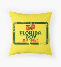 Cojín de suelo Florida Boy Orange