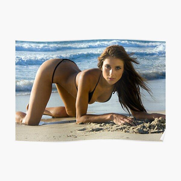 Beach Girl 7 Poster