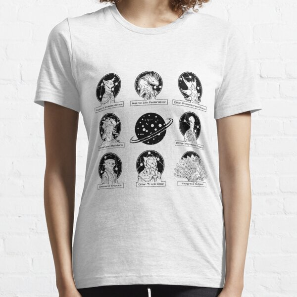 Stellaris species EIGHT Essential T-Shirt