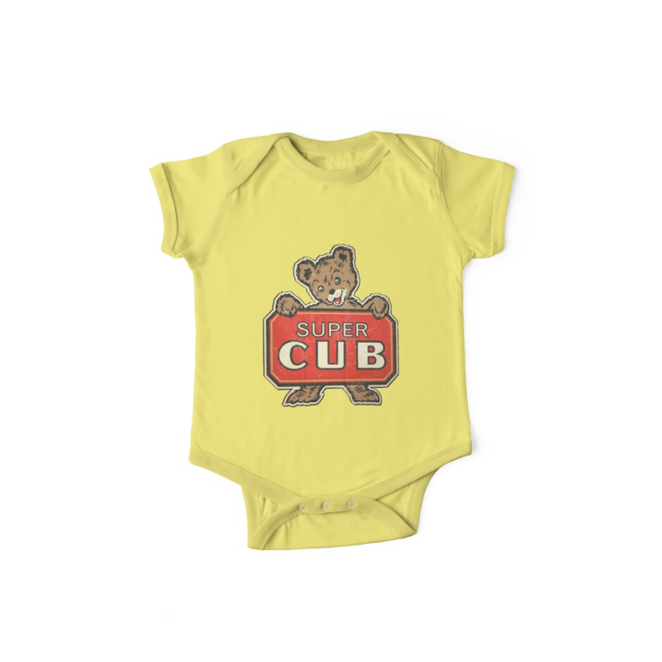Super Cub by LAZY  J