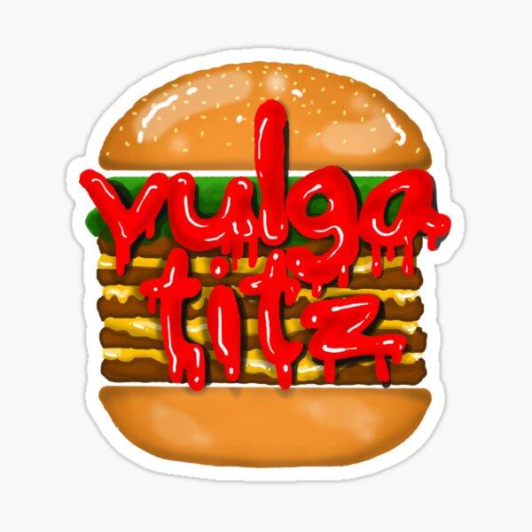 Vulga Titz by @arccult Sticker