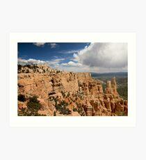 Bryce Canyon - Paria Point Art Print