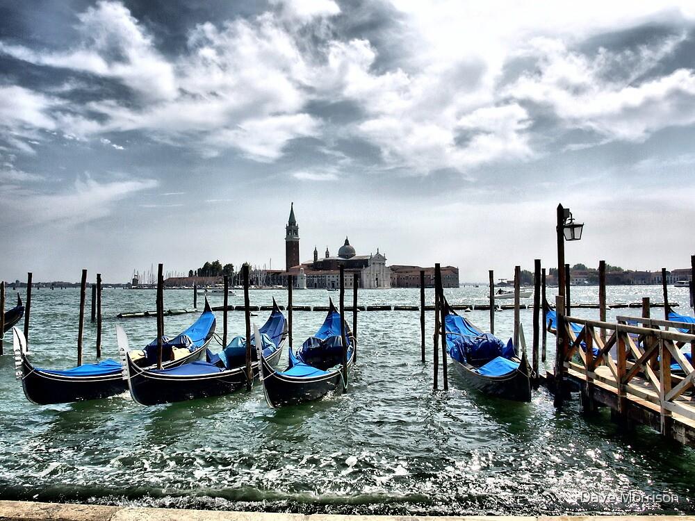Gondola Park Venice by Dave Morrison