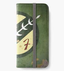 Mandalorianer! (2 von 2) iPhone Flip-Case/Hülle/Skin